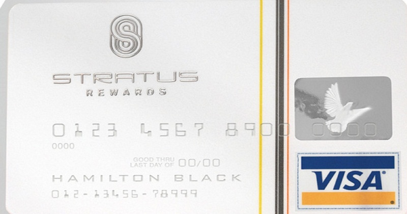 Stratus Rewards Visa