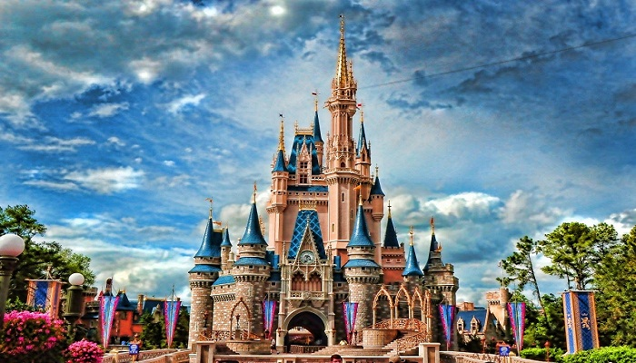 Cinderella Kalesi – Disney World