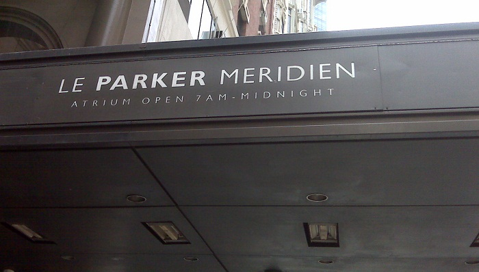 Le Parker Meridien – New York