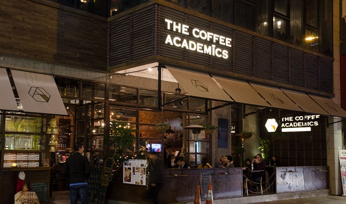 The Coffee Academics – Hong Kong