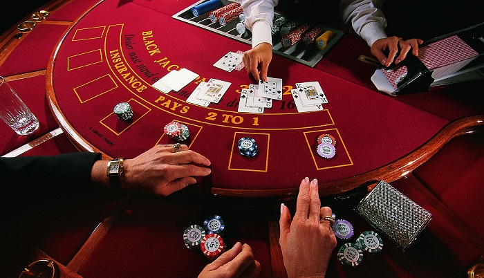 Poker ve Blackjack