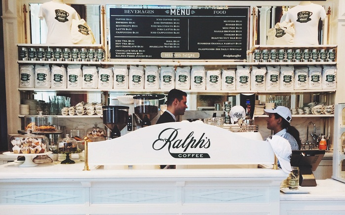 Ralph's Coffee – New York