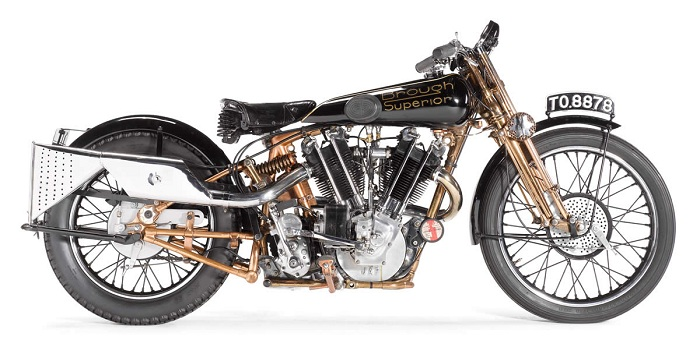 1929 Brough Superior SS-100