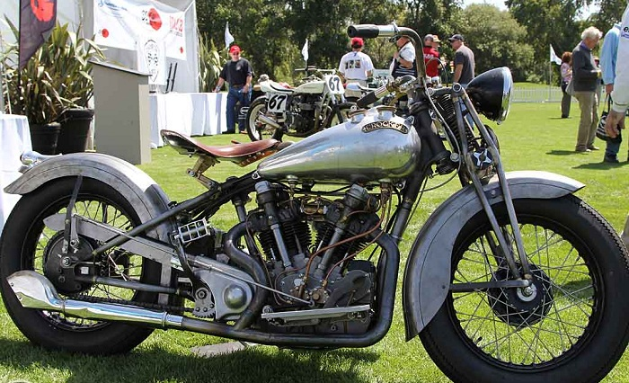 "1940 Crocker ""Big Tank"""