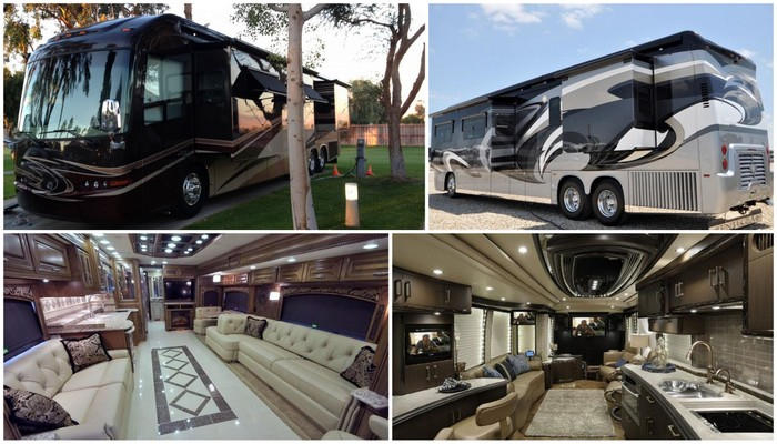 2015 Entegra Coach Cornerstone 45DLQ
