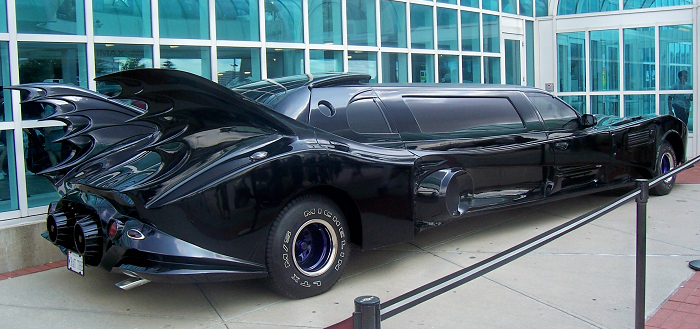 Batmobile Limuzin