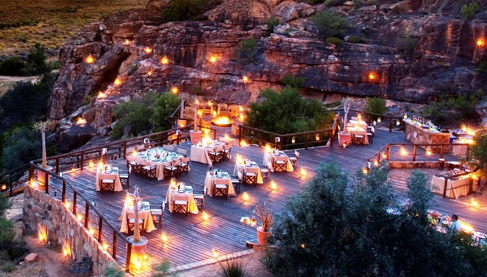 Bushmans Kloof Wilderness Retreat - Western Cape/Güney Afrika