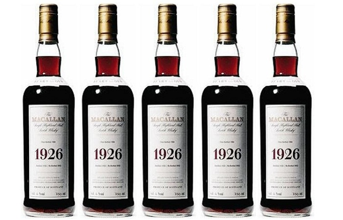 "Macallan 1926 ""Fine and Rare"""