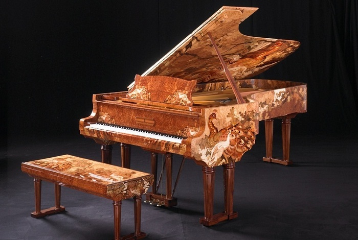 Sound of Harmony Concert Grand, Steinway & Sons