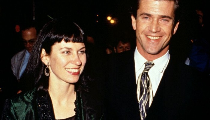 Mel Gibson ve Robyn Moore (2006)