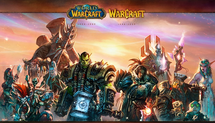 World Of Warcraft - Karakter