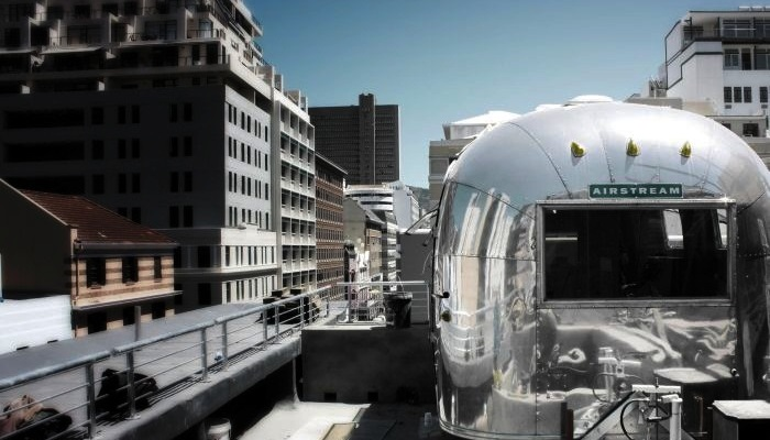 Grand Daddy Lüks Airstreams – Cape Town/Güney Afrika