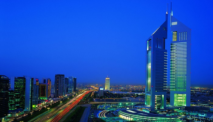 Jumeirah Emirates Towers Otel – Dubai