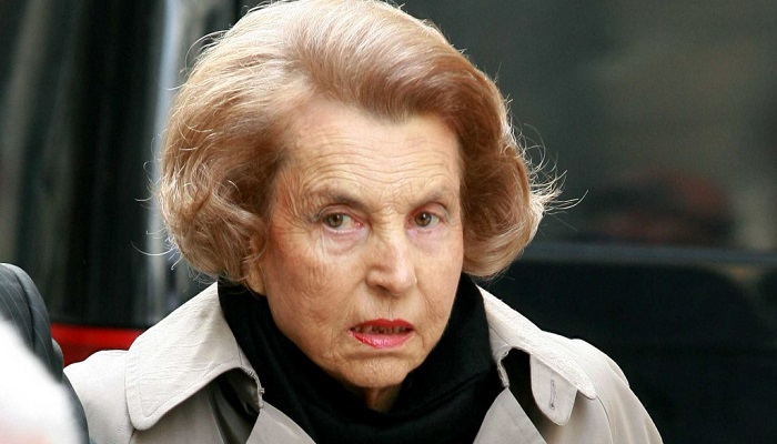 Liliane Bettencourt - Fransa