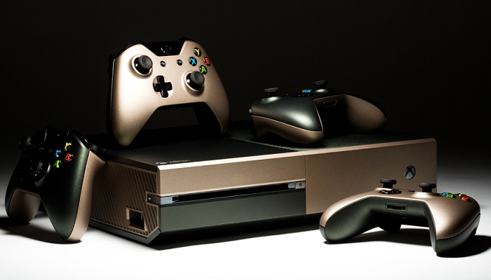 Rose Gold Xbox One ve PS4