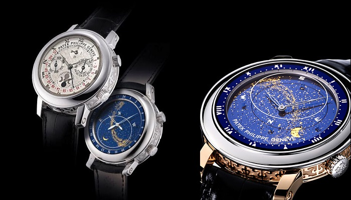 Sky Moon Tourbillon Model 5002P