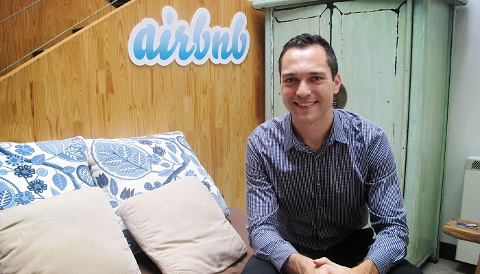 Nathan Blecharczyk - Airbnb