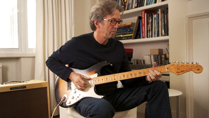 Brownie Stratocaster - Eric Clapton