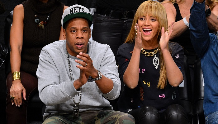Jay-Z & Beyonce Knowles