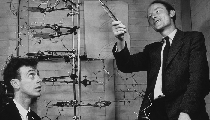 Francis Crick ve James Watson