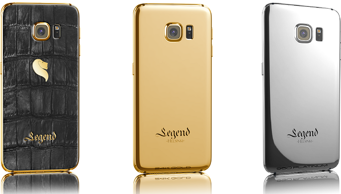 Galaxy S6 ve S6 Edge - Tasarım Legend
