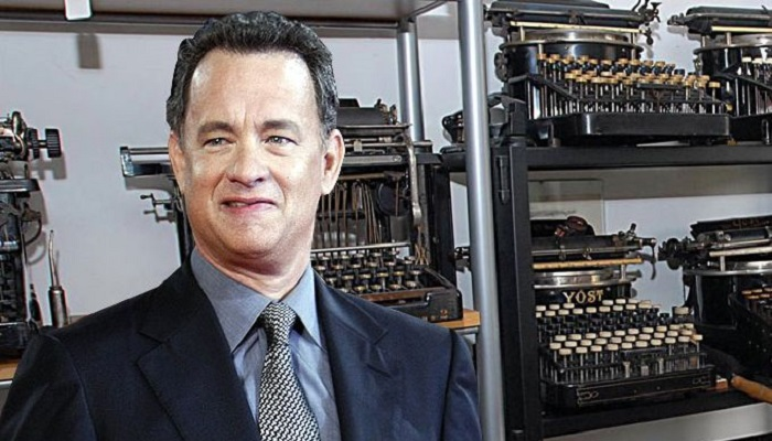 Tom Hanks - Manüel Daktilolar