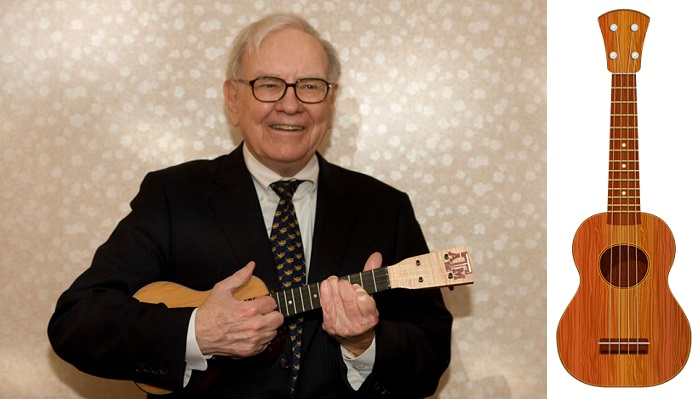 Warren Buffett - Ukelele