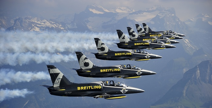 Bentley Continental GT Speed Breitling Jet Team