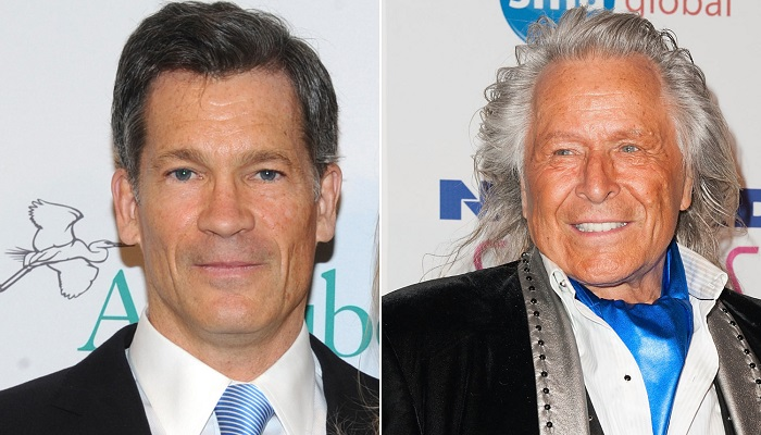 Louis Bacon - Peter Nygard