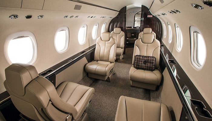 Cessna Citation Latitude Vip