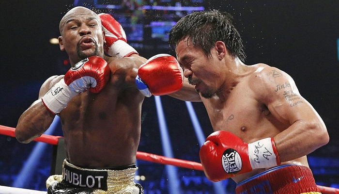 Floyd Mayweather ve Manny Pacquiao