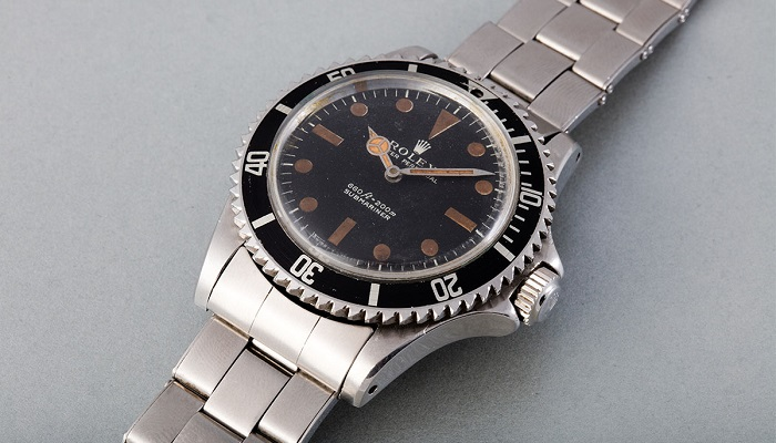 James Bond Rolex Submariner Kol Saati