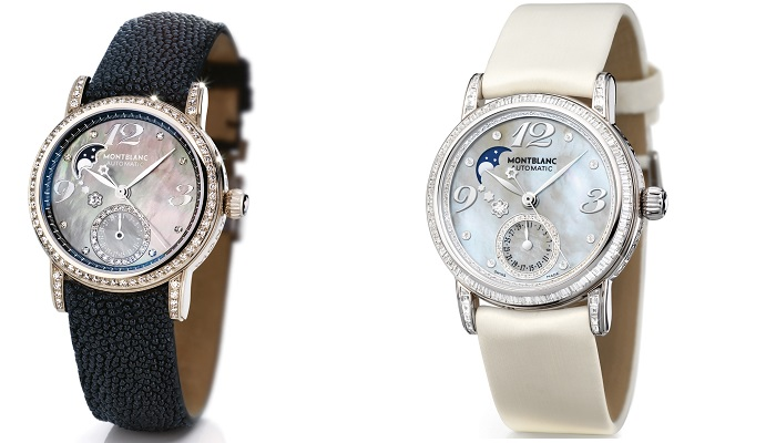 Montblanc Star Lady Automatic Moonphase Diamonds