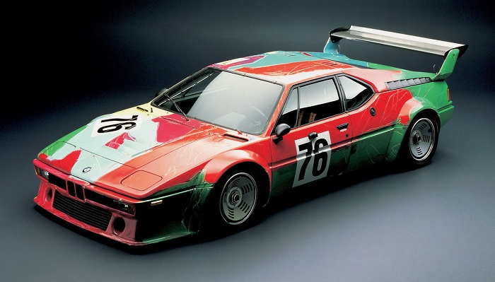 Andy Warhol - BMW M1