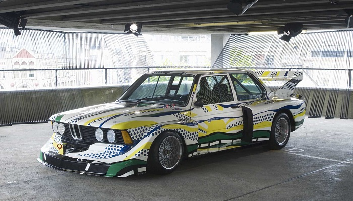 Roy Lichtenstein - BMW 320i