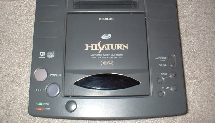 Hitachi HiSaturn Navi