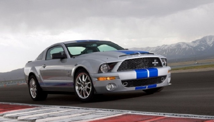 2012-14 Shelby GT500