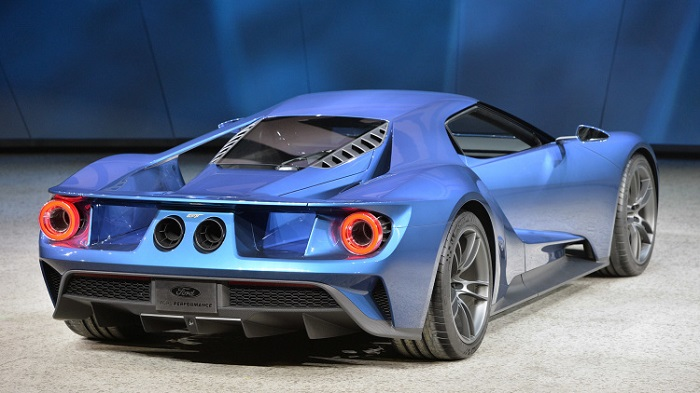 Superman - Ford GT