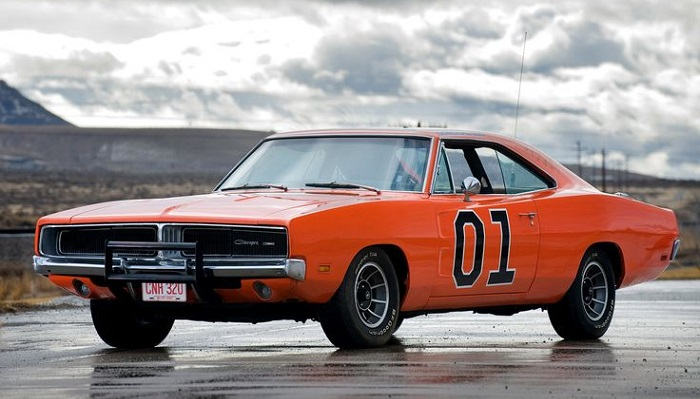 1969 Dodge Charger - Dukes of Hazzard (79-85)