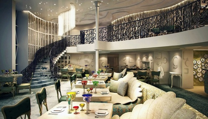 Harmony Of The Seas Gemisinde Konaklama