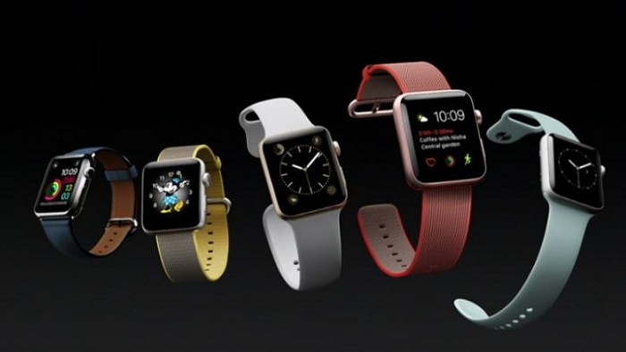 Yeni Apple Watch Serisi