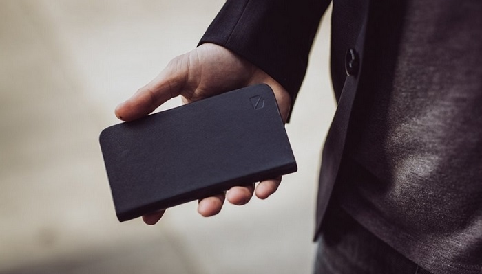 Slient Pocket RFID Wallet