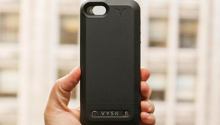 Vysk EP1 Privacy Charging Case